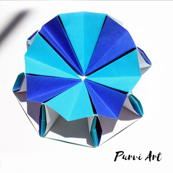 Purvi Art Octagon Star